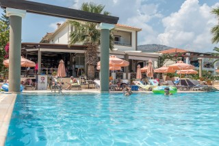 anassa hotel on greek island kefalonia