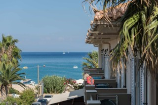 family apartment anassa hotel sea view