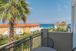 maisonette studio anassa hotel sea view